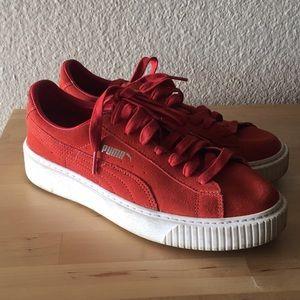bb2726640c51c Puma · Puma Coral Creepers🔥🔥🔥 Perfect Spring Shoe 😍